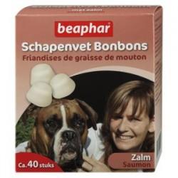 Beaphar Schapenvet Bonbons  Zalm